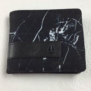 Nixon Bags - Nixon show off wallet MARBLED BLACK SMOKE A3 6a71d4c17